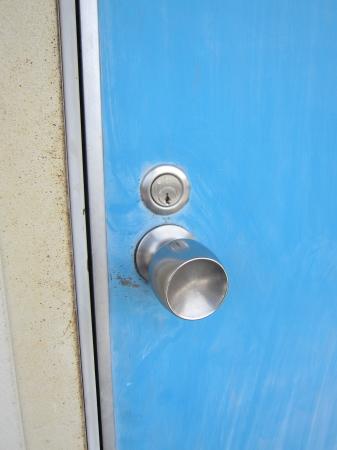 アパートの鍵交換
