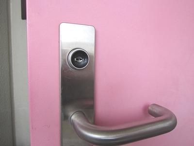 公団住宅の鍵交換