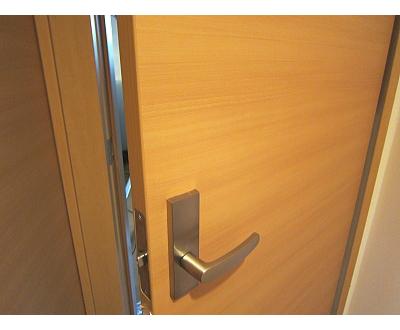自室のドア