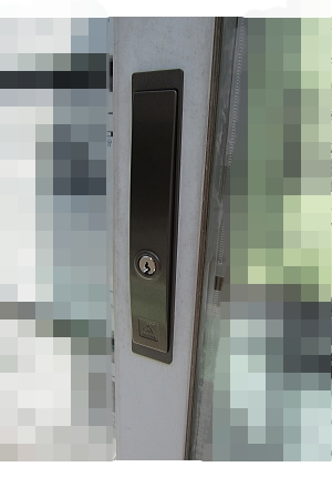 引戸鍵交換 LP4056ALU