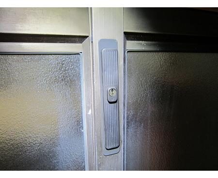 玄関引き戸 鍵をなくした 久喜市